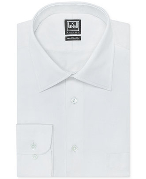 Solid Dress Shirt by Ike Behar in Spotlight