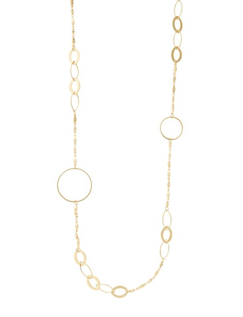 Long Loops Necklace by The Limited in Hall Pass