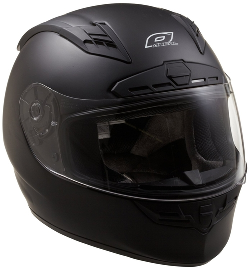 Fastrack II Motorcycle Helmet with Bluetooth Technology by O'Neal in The Giver