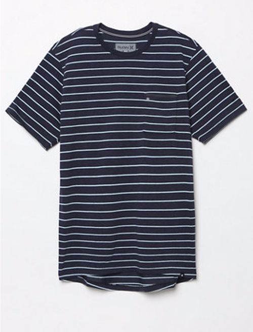 Dri-FIT Edwards Crew Neck T-Shirt  by Hurley  in Flaked - Season 1 Preview