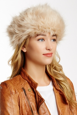 Karah Faux Fur Hat by Ted Baker London in On Her Majesty's Secret Service