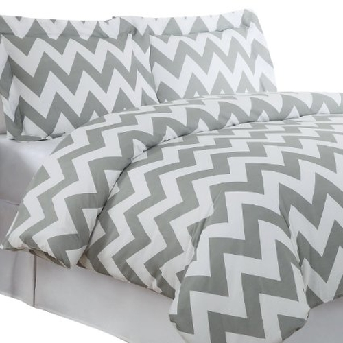 Chevron Duvet Cover Set by Echelon Home in That Awkward Moment