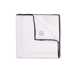 Silk Pocket Square by Kingsman + Drake's in Kingsman: The Secret Service