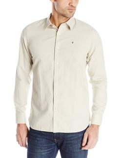 Villamont Long Sleeve Linen Shirt by Victorinox in The Walk