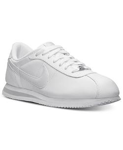Men's Cortez Basic Leather Casual Sneakers by Nike in We're the Millers