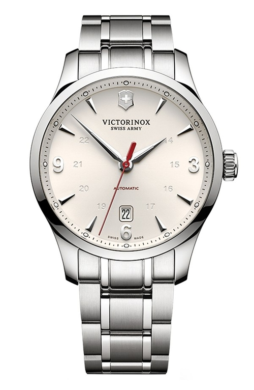 Alliance Round Bracelet Watch by Victorinox Swiss Army in Legend