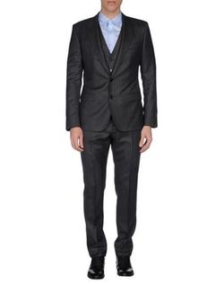 Striped Three Piece Suit by Dolce & Gabbana in The Blacklist