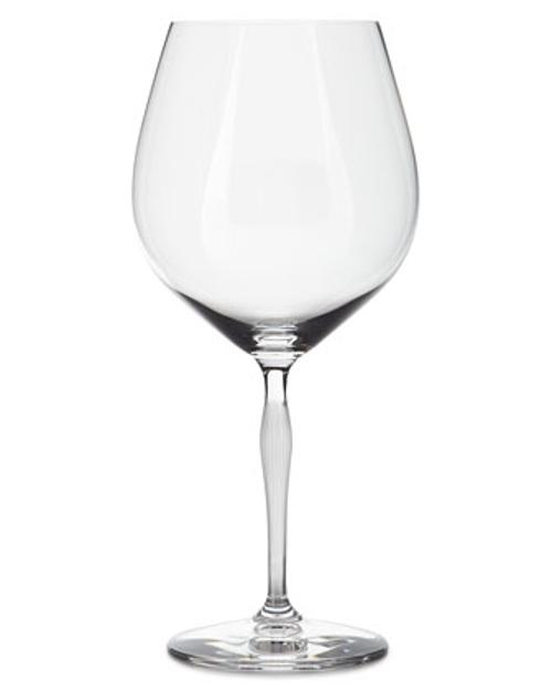 100 Points Burgundy Glass by Lalique in Fifty Shades of Grey