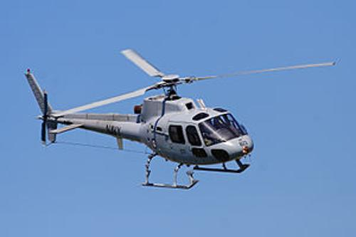 AS350 by Eurocopter in Walk of Shame