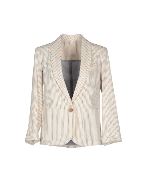 Striped Blazer by Gold Case in Sisters
