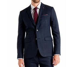 Bayvil Birdseye Suit Jacket by Ted Baker in Elementary