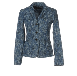 Printed Blazer by T-Jacket By Tonello in The Good Fight