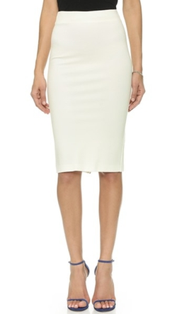 Pencil Skirt by 5th & Mercer in Quantico