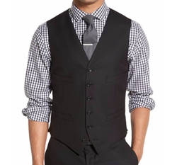 Ludlow Trim Fit Solid Wool Vest by J.Crew in Pacific Rim: Uprising