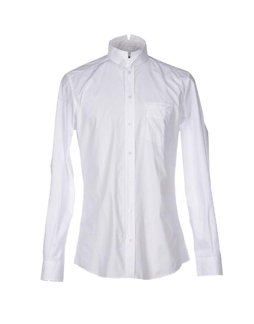 Men's Mandarin Shirt by Dolce & Gabbana in Savages