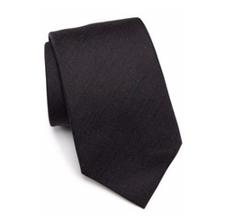 Diagonal Stripe Silk Tie by Armani Collezioni in Arrow