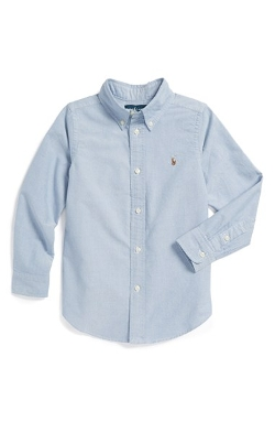 Oxford Sport Shirt by Ralph Lauren in Poltergeist