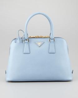 Saffiano Promenade Bag by Prada in Suits