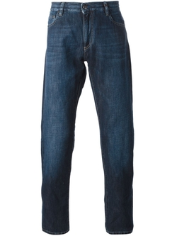 Slim Fit Jeans by Canali in The Program