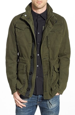 'Falco' CanvasField Jacket by G-Star Raw in Jessica Jones