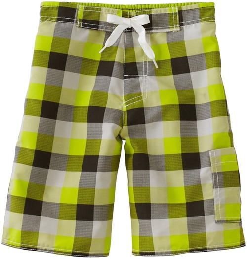 Boys' Buffalo Plaid Short by Charlie Rocket in Sex and the City