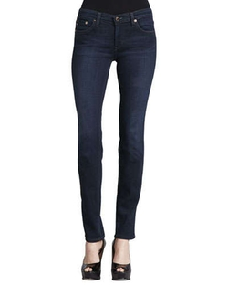 Stilt Cigarette Skinny Jeans by AG in Pitch Perfect 2