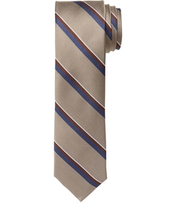 Joseph Slim Satin Thin Stripe Tie by Jos. A. Bank in Brooklyn Nine-Nine