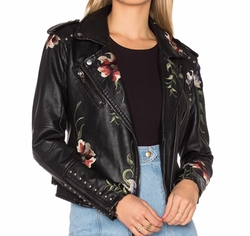 Moto Jacket by Blank NYC in Shadowhunters