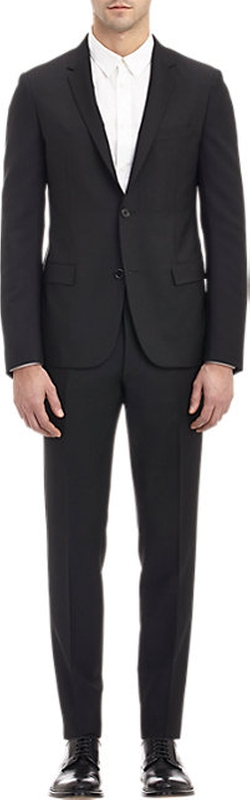 Colette Two-Button Suit by Jil Sander in Life