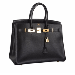Gold Hardware Ardenne Leather Birkin Bag by Hermes in How To Get Away With Murder