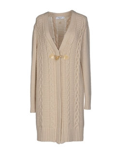 Cable Knit Cardigan by Blugirl Blumarine in Mariah's World