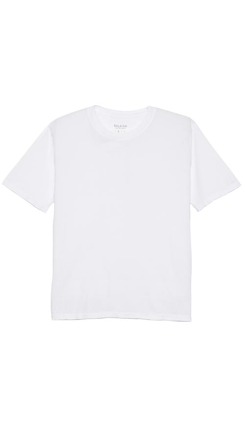 Crew Neck T-Shirt by Raleigh Denim in St. Vincent