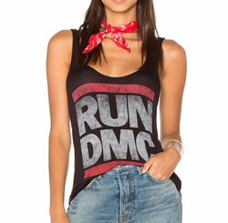 Run DMC Tank Top by Daydreamer in A Bad Moms Christmas