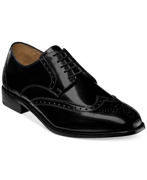 Brookside Wing-Tip Oxfords by Florsheim in Get On Up