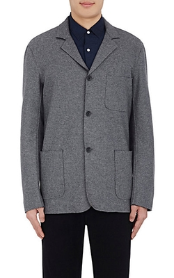 Kenyon Three-Button Jacket by Rag & Bone in The Notebook