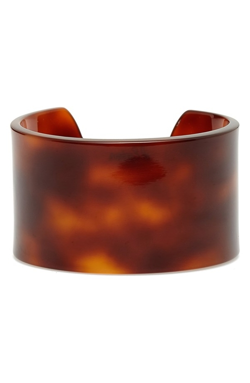 'Vera' Cuff Bracelet by L. Erickson in Sixteen Candles