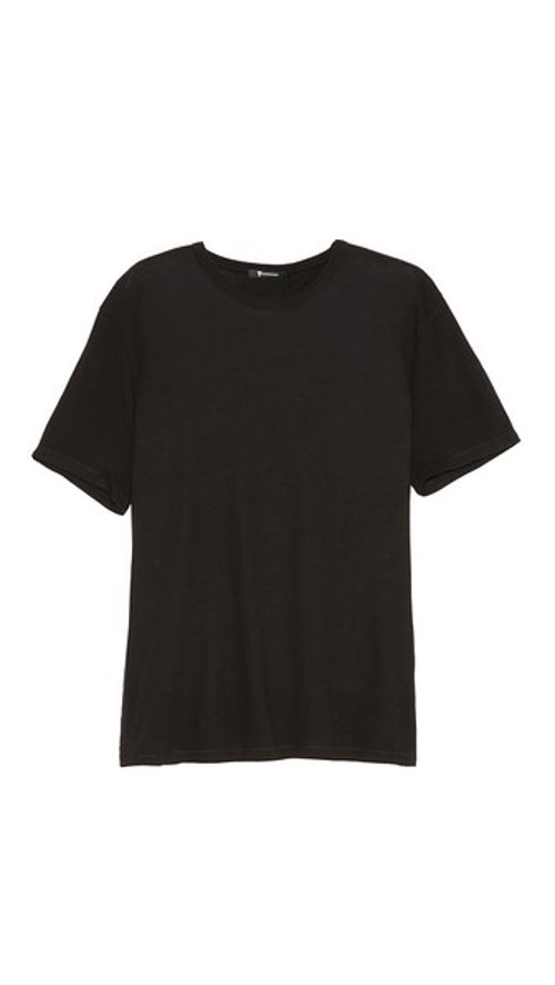 Classic Short Sleeve Tee by T by Alexander Wang in While We're Young