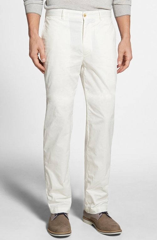 Stretch Cotton Pants by Bobby Jones in Boyhood
