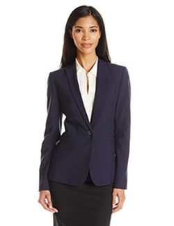Women's Darcy Wool-Blend Blazer by Elie Tahari in Quantico