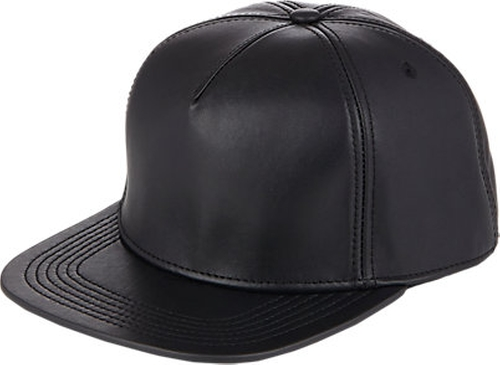 Leather Postback Hat by Buscemi in Empire - Season 2 Episode 3