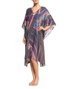 Sade V-Neck Kaftan by Figue in Grace and Frankie