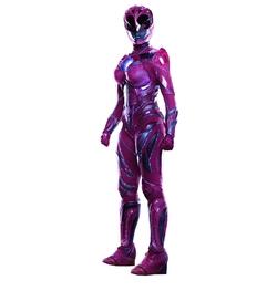 Pink Ranger Costume by Kelli Jones (Costume Designer) in Power Rangers