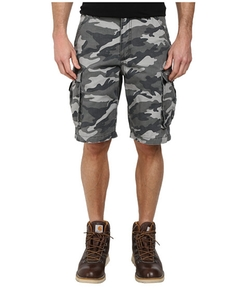 Rugged Cargo Camo Short by Carhartt in Knocked Up