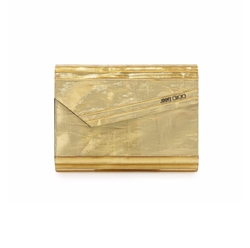 Candy Resin Crinkle Clutch Bag by Jimmy Choo in Quantico
