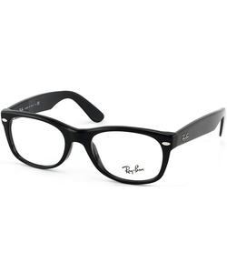 Wayfarer Eyeglasses by Ray Ban in New Girl