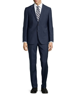 James Two-Piece Suit by Hugo Boss in The Second Best Exotic Marigold Hotel