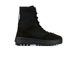 Season 3 Military Boots by Yeezy in Keeping Up With The Kardashians