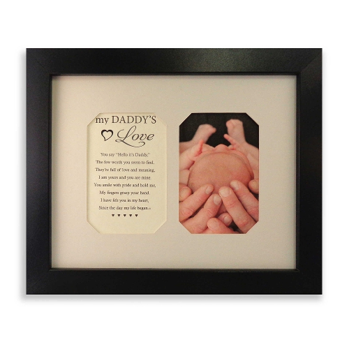 Love Photo Sentiment Frame by Bed Bath & Beyond in Before I Wake