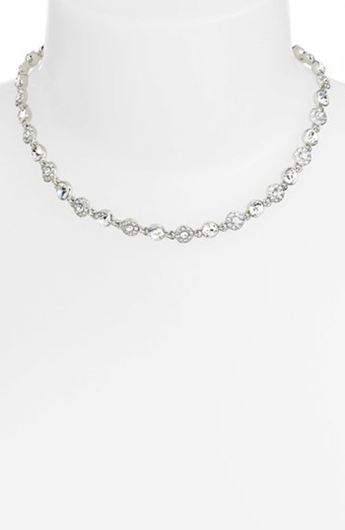 Crystal Collar Necklace by Givenchy in The Secret Life of Walter Mitty