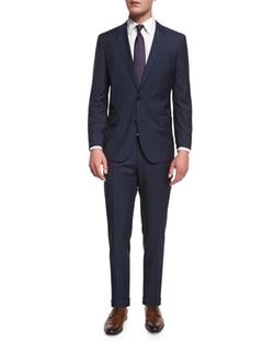 Huge Genius Slim-Fit Basic Suit by Boss Hugo Boss in Gold